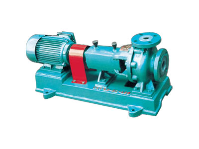 Chemical process pump IHF series pump